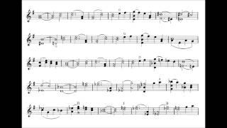 Wieniawski, Henryk  Legende op.17 for violin + piano