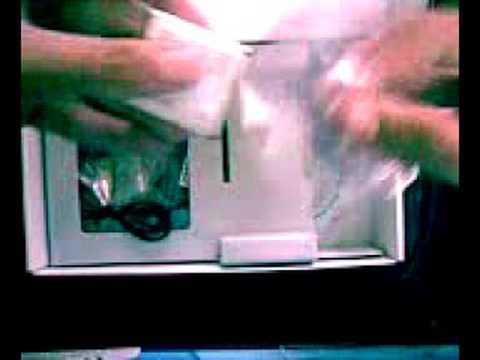 Sony Ericsson w760i unboxing