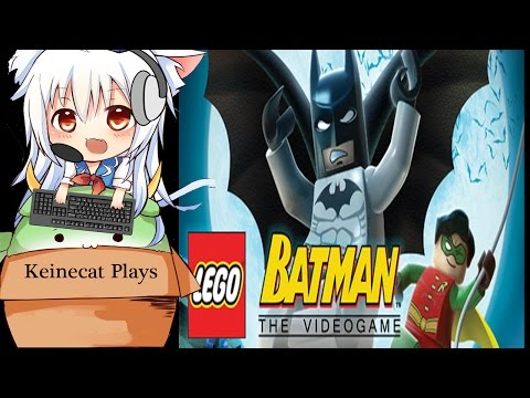 Keinecat Plays: Lego Batman: Ep 3: Cats and Boat