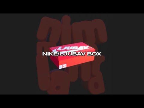 RIN - Nimmerland (NIKE + Ljubav Box)