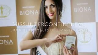 Miss Intercontinental Biona beauty 2016- Miss Armenia Lilit Martirosyan