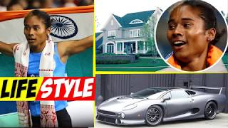 Hima Das #Lifestyle | Net Worth, Family, Boyfriend, Personal Life, Car, House, Biography