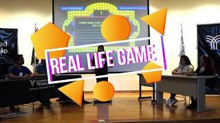 REAL LIFE GAME - Game Show / Priscila Velazquez Contreras