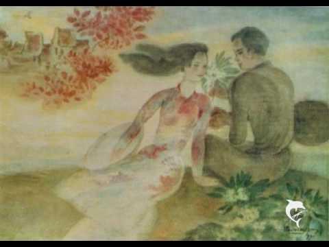 Hoa Trắng Thôi Cài Trên Áo Tím - Thanh Tuấn & Lệ Thủy
