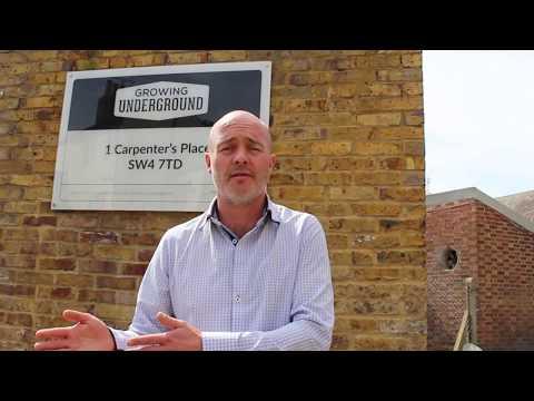 IWS Urban Growing Video - Growing Underground