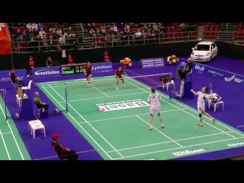Badminton Swiss Open 2011 Throwback