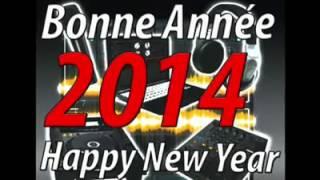 Jingles Yannick Chevalier Bonne année 2014