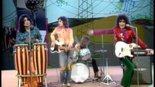 T. Rex - Get It On (USA: Bang A Gong (Get It On)), ein Hit 1971.Aud...