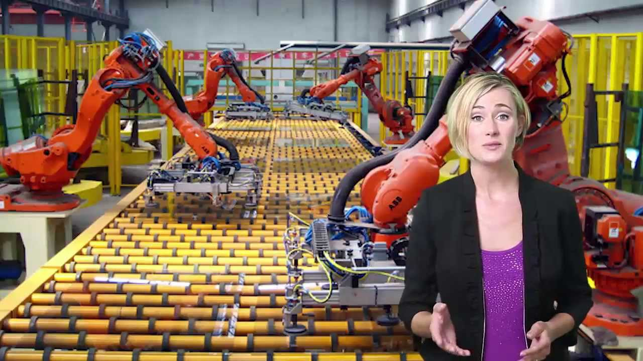 The Future Of Factory Automation Youtube