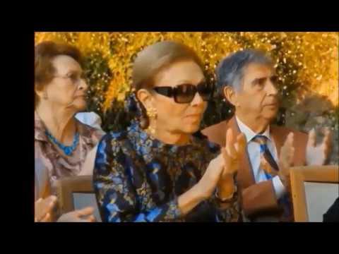 Farah Pahlavi à Cannes
