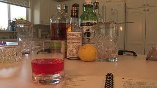 Sazerac Cocktail - Home Bar Basics With Dave Stolte - Small Screen
