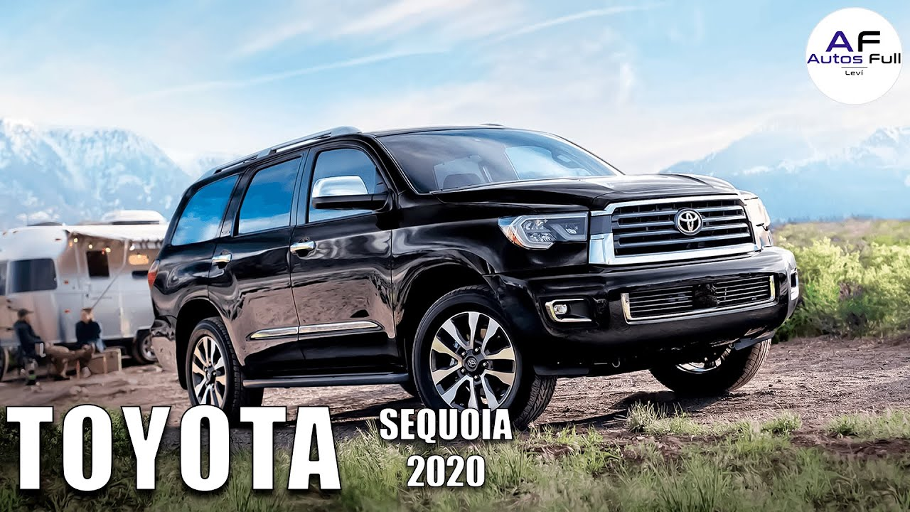 Toyota Sequoia 2020 | Mejor que el Toyota Land Cruiser Prado 🔥🔥
