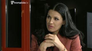 Маша Єфросиніна: Ющенко переходив на російську з моєю мамою