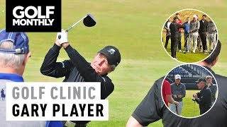 2017 Gary Player Golf Clinic | Tour Tips | Golf Monthly