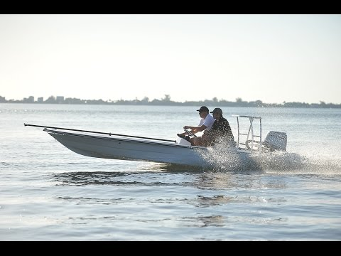 Florida Sportsman Best Boat - 16' to 22' Flats Boats