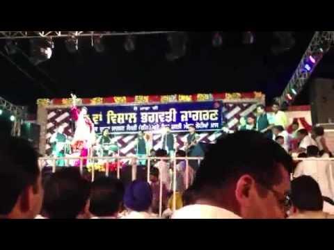 Gurdass Maan In Lohian Khas Part 2 Maa Vaishnu Bhajan Mandal Lohian Khas