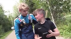 Rally Finland 2019 - Pajari & Haapala - AKK Flying Finn Future Stars