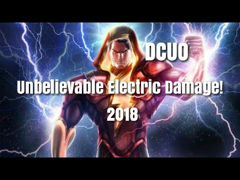 dc universe online electricity dps weapon dc universe electricity