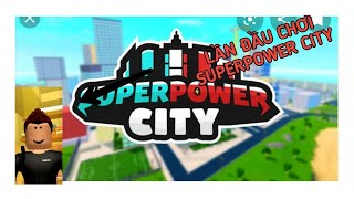 Roblox | JIN AND JOONKY PLAY SUPERPOWER AS SUPERHERO | Kudo Jin