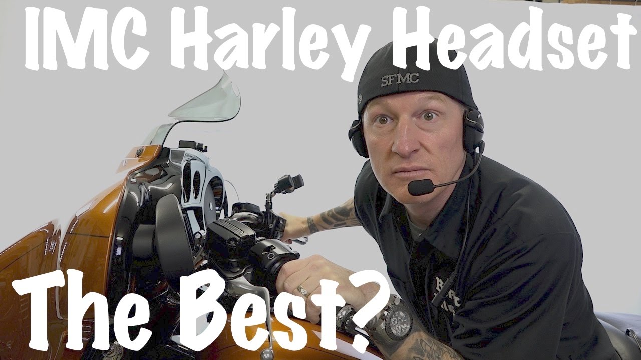 maxresdefault imc best wired headset for harley 7 pin boom box integration