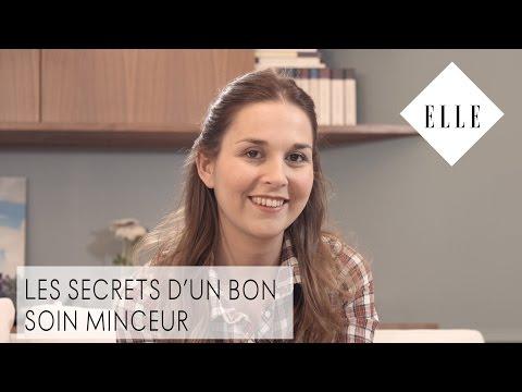 Les Secrets D'un Bon Soin Minceur┃ELLE Skincare