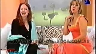 Venite con Georgina - Andrea del Boca  2000