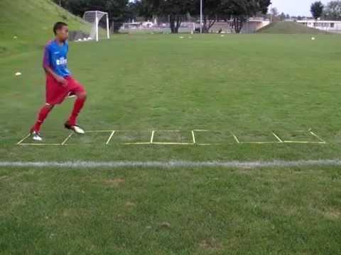 Fussballtraining Laufleiter 22 Laufschule Koordination
