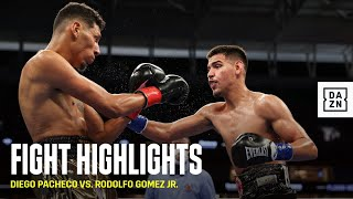 HIGHLIGHTS | Diego Pacheco vs. Rodolfo Gomez Jr.