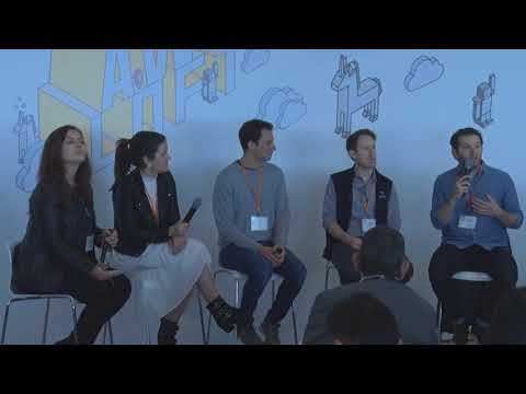 AWS Startup Day  New York: VC Panel  AWS Startup Day, New York
