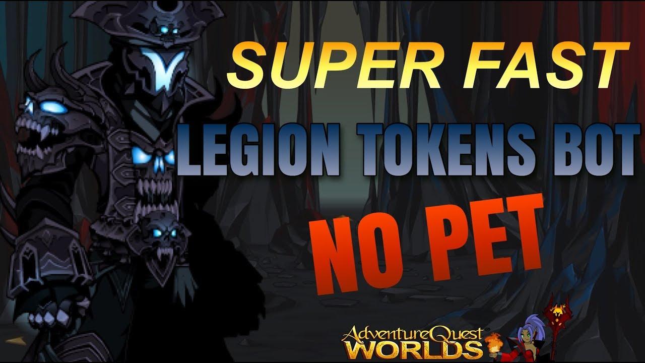 Aqw legion blade