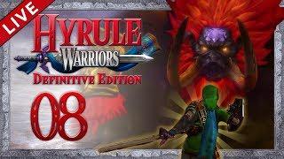 HYRULE WARRIORS: DEFINITIV EDITION #8: Das Schicksal von Hyrule! [1080p] ★ Let