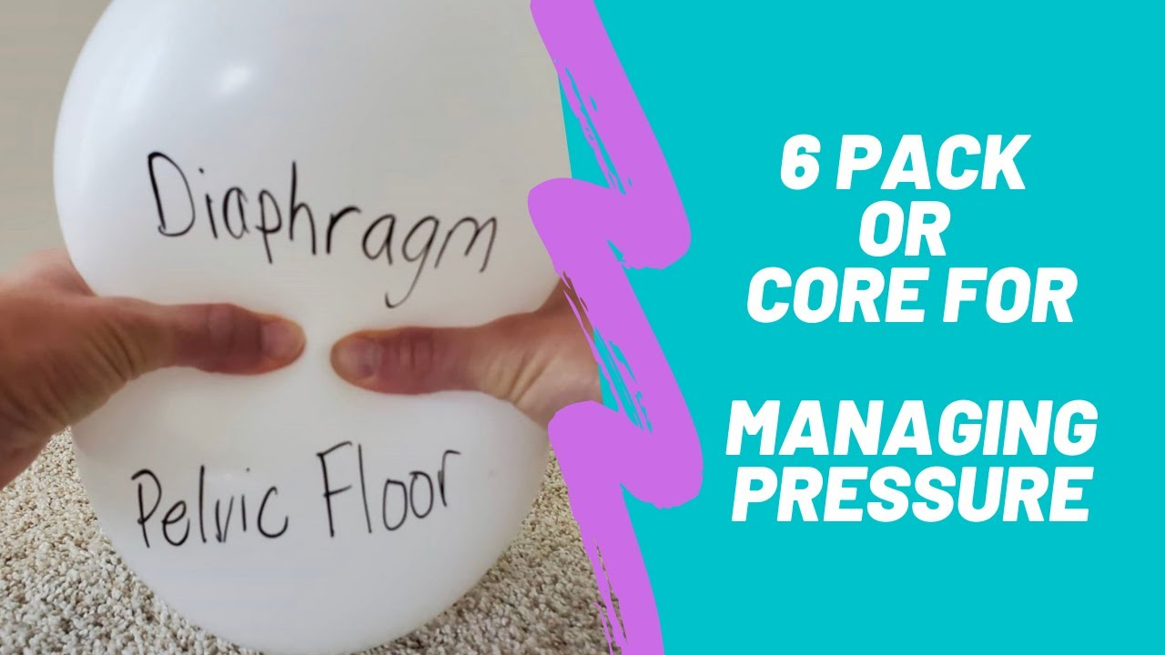 Six Pack or Functional Core for Managing Pressure!