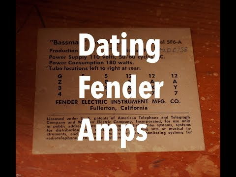 dating deluxe reverb