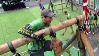 Rob Schmitt takes the Green Beret Challenge