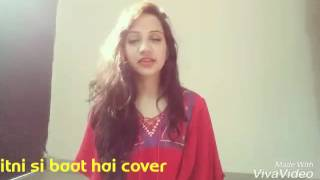 Download Hindi Video Songs - Itni si baat hai female cover (ukelele virsion)