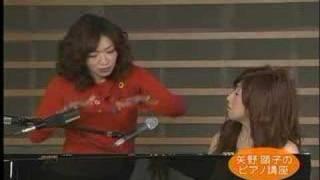 矢野顕子と清水ミチコの競演。アドリブでジャズ風に弾くドレミの歌がか...