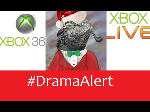Lizard Squad vs Anonymous - Xbox Live Microsoft #DramaAlert Xbox One