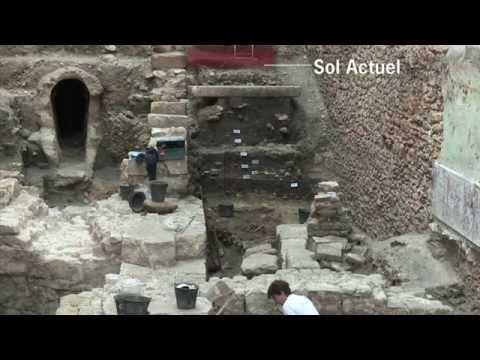 2000 ans d'histoire au coeur de l'Île de la Cité