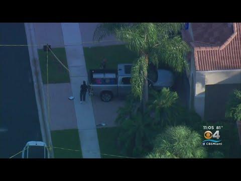 Gruesome Murder Scene Inside Pembroke Pines Home