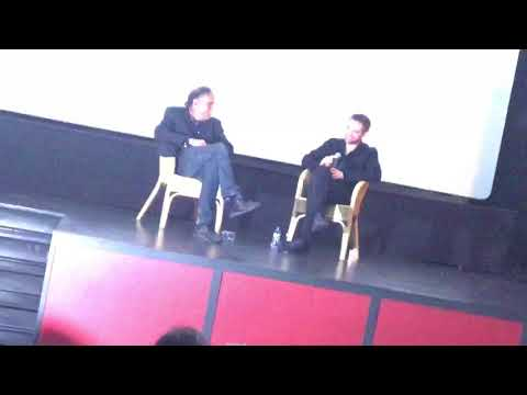 LEFFEST GOOD TIME Q&A with ROBERT PATTINSON, November 25th 2017 - PART 1