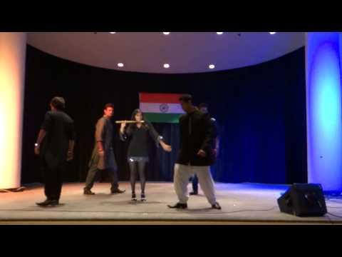 ISA Diwali 2012 - FASHION SHOW - Cam_1 - CU, Boulder