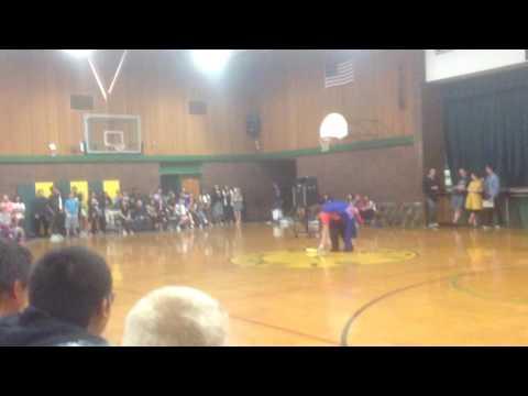 Dexter Mccarty Middle School Talent Show Jugglig