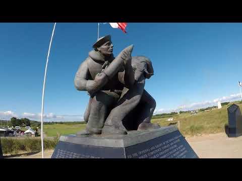 VW Road Trip France - Utah Beach Museum #12