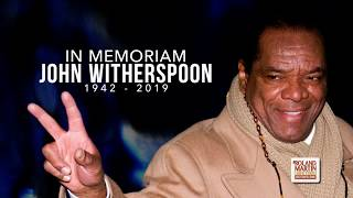 Actor And Comedian John Witherspoon Dies At 77