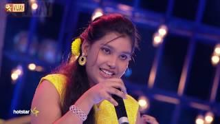 Super Singer Junior - Oru Kili Uruguthu by Sivaranjini and Shruthika
