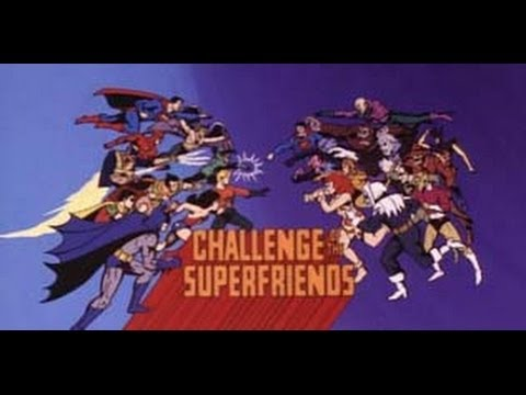 Superfriends - Intro 1978