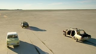 TOP GEAR's Botswana Sandstorm: Great Moments with JAMES MAY - BBC America