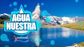 AGUA NUESTRA - RADIO SAN BORJA - ENTREVISTA SUTESAL
