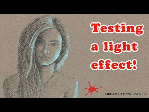 Testing an Awesome Light Effect - Sketch, Narrated thumbnail