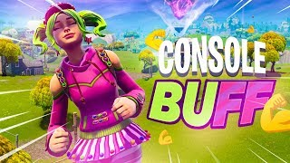 MASSIVE BUFF for Fortnite console players..